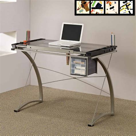 Home Office Handy Drafting Artist Computer Drawing Working Drafting Computer Desk