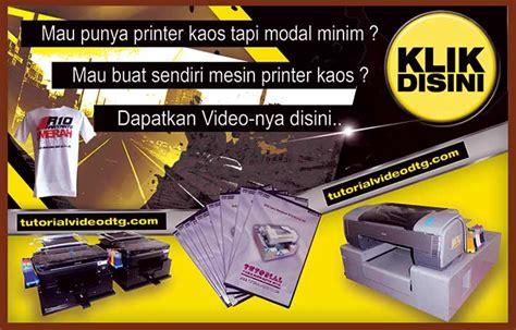Kaos Blink 182 Dtg Print mengatasi lu printer dtg blink cara reset printer dtg
