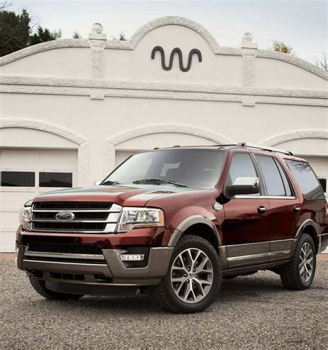 ford expediton 2017 ford expedition king ranch 174 in bronze with