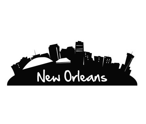 cartoon tattoo new orleans new orleans cartoon skyline things pinterest shops