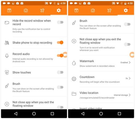 record on android how to record of screen on android