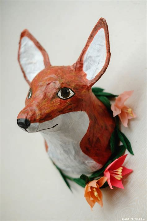 Paper Animals - paper mache animals www pixshark images galleries
