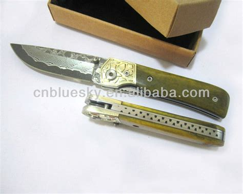 blade material damascus steel knife blade material in