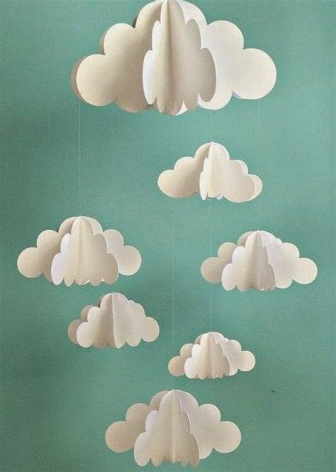 how to make clouds on ceiling id 233 es de mobiles 224 faire soi m 234 me paperblog