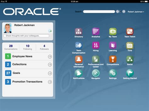 oracle hcm cloud release 9 ux highlights glance scan commit design philosophy at work for