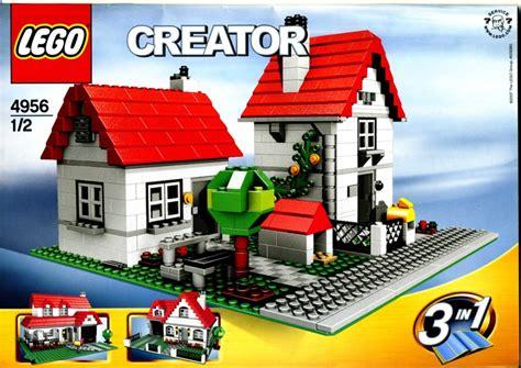 lego lego house 4956 creator