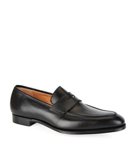 crockett and jones loafers crockett and jones loafer in black for