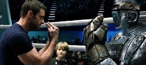 film robot avec hugh jackman mymoviesbuzz com real steel movie 2011