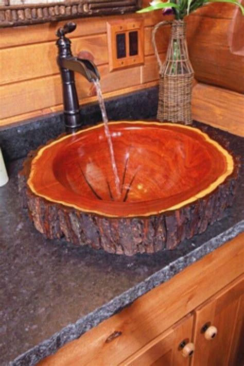 cowboy badezimmerideen carved bath sink cing kitchen