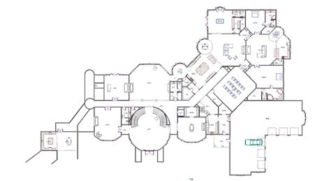 mansions more partial floor plans i designed part 2