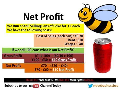 bee business bee bee business bee business types of profit presentation