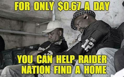 Funny Raiders Meme - raiders meme nfl memes pinterest raiders raiders