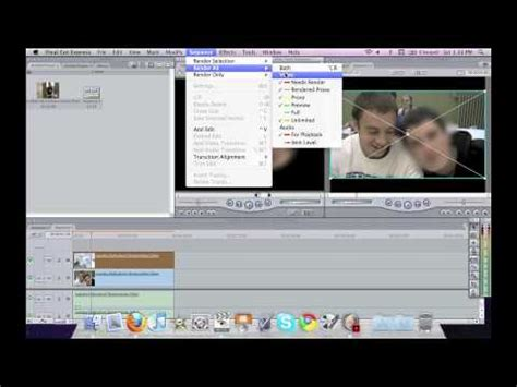 final cut pro blur face blurred face censor effect in final cut pro x tutorial 6