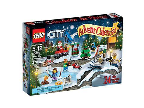 Calendrier Lego Shop Le Calendrier De L Avent Lego 174 City Lego Shop