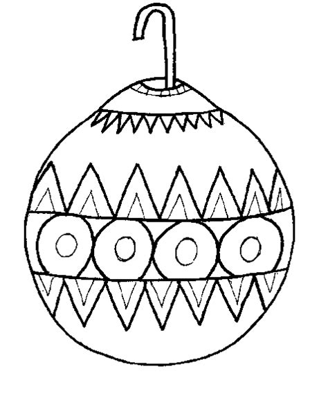 printable christmas ornaments coloring free christmas baubles coloring pages
