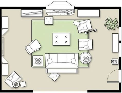 Living Room Furniture Layout Before Best 25 Furniture Placement Ideas On