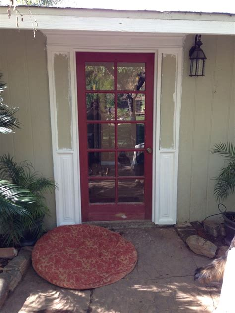 Door Jazzy B by 1000 Images About Front Door Trim Moulding On