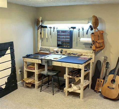 leather working bench 25 best ideas about leather workshop on pinterest