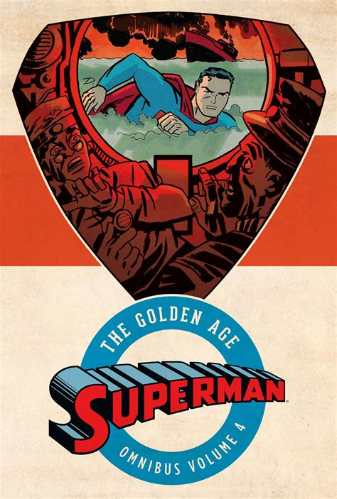 superman the golden age omnibus vol 5 superman the golden age vol 4 omnibus fresh comics