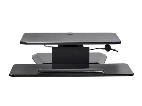 monoprice sit stand desk review sit stand workstation or desk converter with free