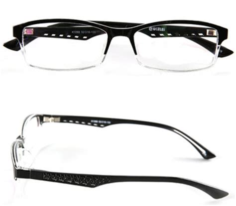 Ready Stock View Glasses eyewear frames ready stock gentleman optical glasses frame