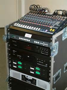 Audio System Rack Installed Sound Realsound And Vision Ltd