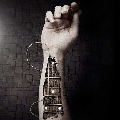 17 best images about guitar tattoo on pinterest free
