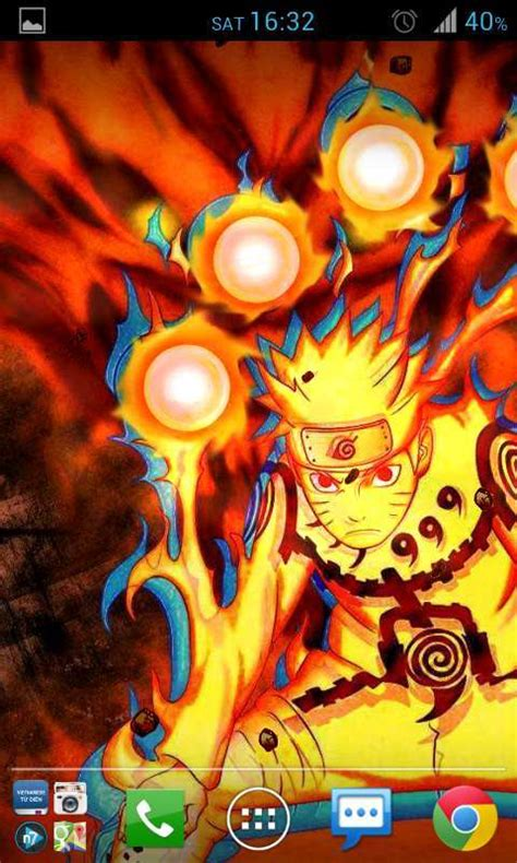 game naruto kyuubi mod apk free naruto kyuubi mode hd live wallpaper apk download for
