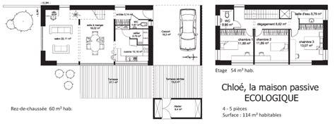 1 5 Car Garage Plans La Maison Passive D 233 Couvrez La Maison Chlo 233 Premi 232 Re