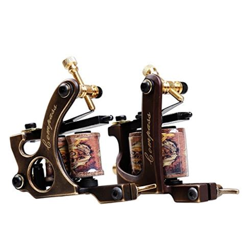 tattoo liner und shader dragonhawk 2 brass tattoo machine straight shader circle