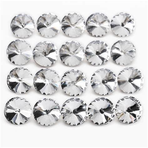upholstery diamond buttons crystal rhinestone diamond buttons tufting sofa upholstery