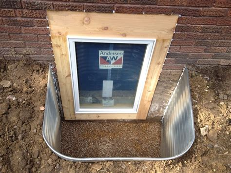 100 how much to install egress window in basement cost