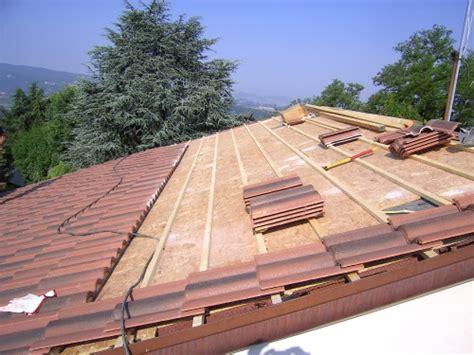 coibentazione interna tetto impresa edile bedin tetti in legno e a falde copertura