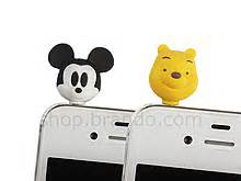 Headset Mickey Mouse By M A C in 3 5mm earphone accessory mickey and pooh