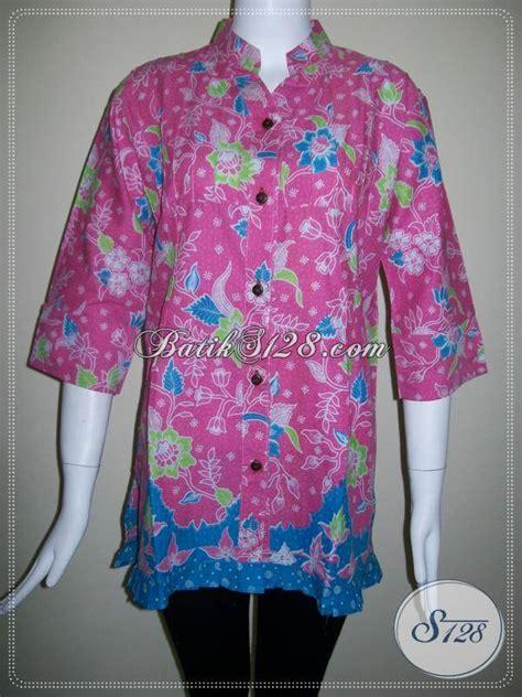 P Warna Motif motif floral untuk baju batik warna pink model baju batik