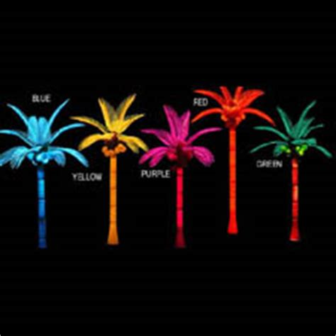 how many lights go on a tree 10 outdoor lighted palm tree