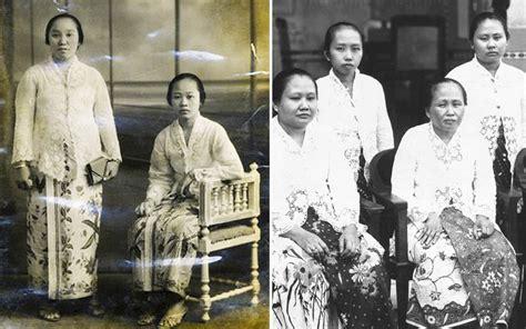 Baju Kebaya Zaman Dulu yakin kebaya itu pakaian asli indonesia cari tau dulu sejarahnya di sini yukepo