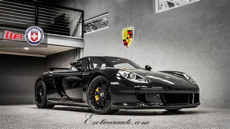 Wheels Porsche Gt Hitam Black black on black hre wheels porsche gt