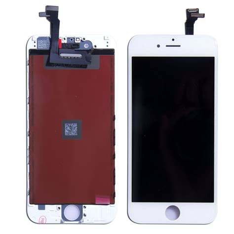 for iphone 6 4 7 quot lcd display touch screen digitizer assembly replacement white ebay