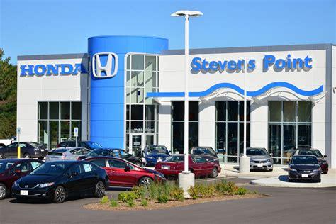 Honda Dealers Wisconsin by Honda Dealers Point Wisconsin