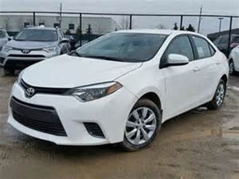 used toyota corolla for sale by owner 28 images used
