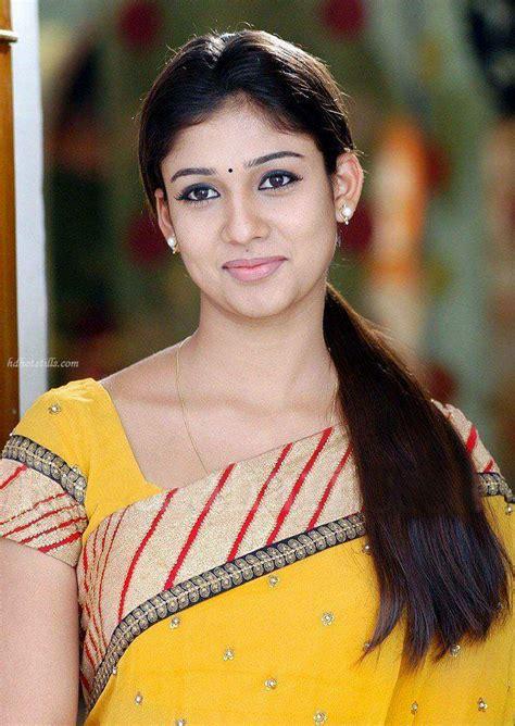 nayanthara sari new hd photo free download nayanthara ever hot saree collection pics indian actress