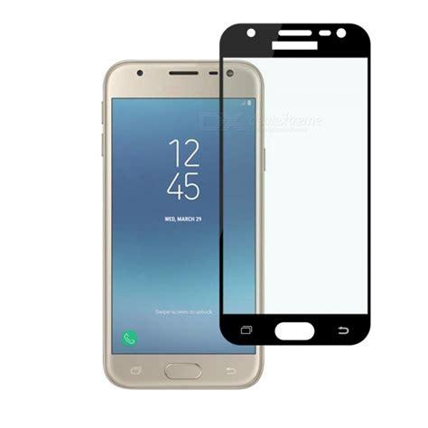 Samsung Galaxy J3 Pro J330 Ume Tempered Glass Anti Gores Kaca dayspirit tempered glass screen protector for samsung galaxy j3 2017 eu j330 black free