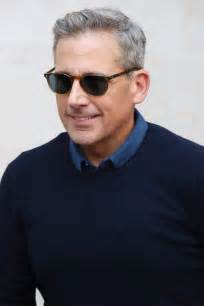 Decorating With Gray by Steve Carell Debuts Gray Hair Internet Goes Wild