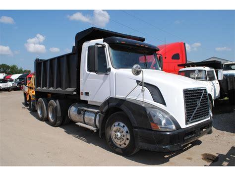 volvo dump trucks  sale  trucks  buysellsearch
