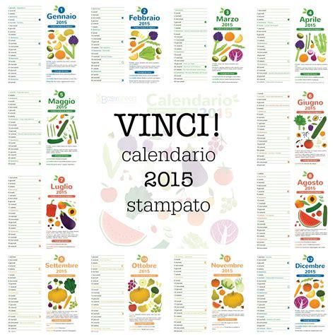 Calendario 2015 Per Whatsapp Vinci Calendario 2015 Di Babygreen Stato Rilegato