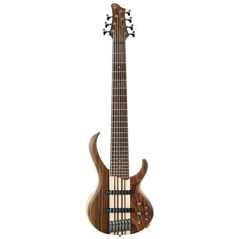 Bass Ibanez Sr700am Made In Indonesia ibanez btb serie btb7 walnut 171 electric bass guitar