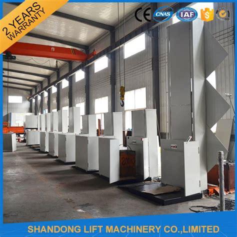 Lift Kursi Roda listrik hydraulic tables stainless steel cacat lifting