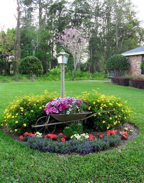 Ideas For Flower Beds by 27 Best Flower Bed Ideas Decorations And Designs For 2017