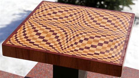 making  wave   grain cutting board youtube